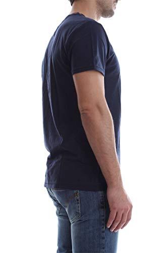 Lightweight Tommy Homme T Jeans Pocket Dm0dm04130 Midnight shirt pEpw4Tq