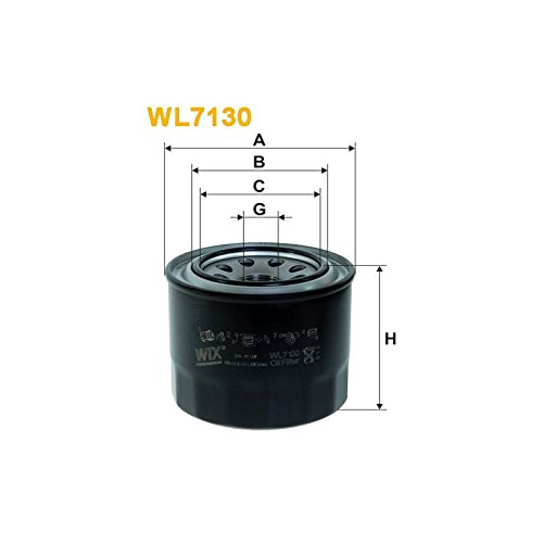 Wix Filters WL7130 Oil-Filter Element: