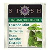 Stash Tea Organic Teas - Cascade Mint - 2PC