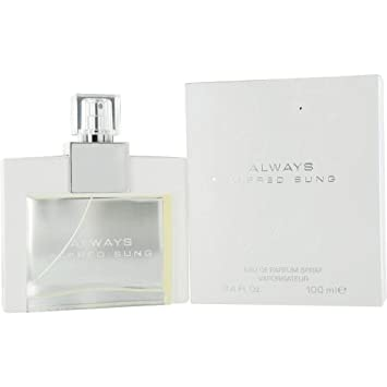 Always FOR WOMEN by Alfred Sung – 3.4 oz EDP Spray