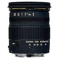 UPC 085126580407, Sigma 18-50mm F/2.8 EX DC Lens for Sigma Digital SLR Cameras