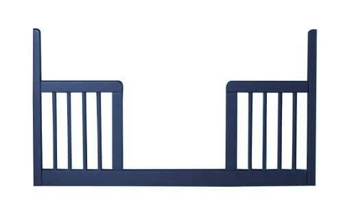Newport Toddler Crib (Newport Cottages Toddler Guardrail for Hampton Crib, Navy)
