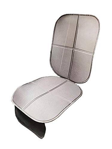 dewdropy Car Seat Protector Non-Slip Easy Cleaning Seat Pad for Auto Child Seats: