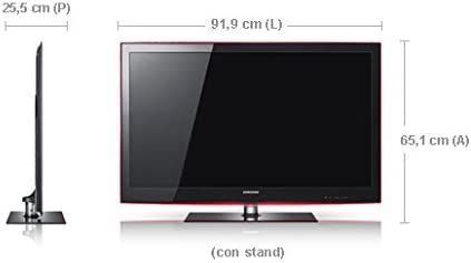 Samsung UE37B6000 - Televisor (939.8 mm (37