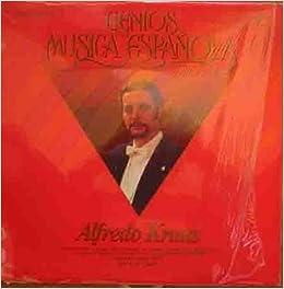 Disco Vinilo - Old vinyl .- GENIOS DE LA MUSICA ESPAÑOLA Nº 8- ALFREDO KRAUS: Amazon.es: Sin autor: Libros