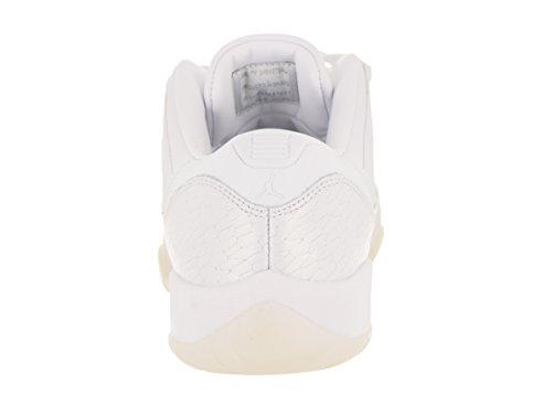 Nike GG Citrus 'Citrus' Air Platinum Trainer White Weiß Platin White Jordan pure White GS 11 rrdqfRCw