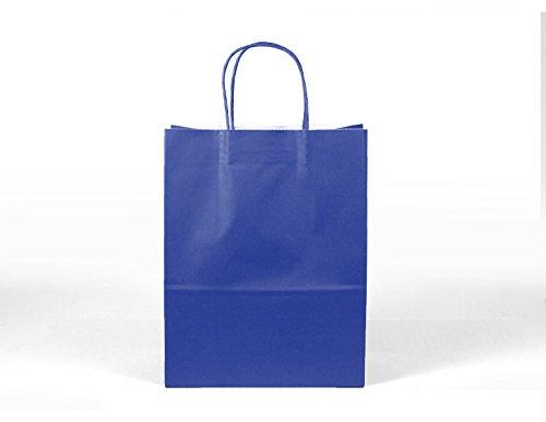 12CT LARGE ROYAL BLUE BIODEGRADABLE PAPER, PREMIUM QUALITY P