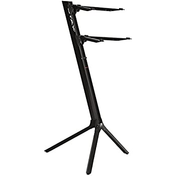 Amazon Com Stay Music Keyboard Stand Slim Model Two Arms
