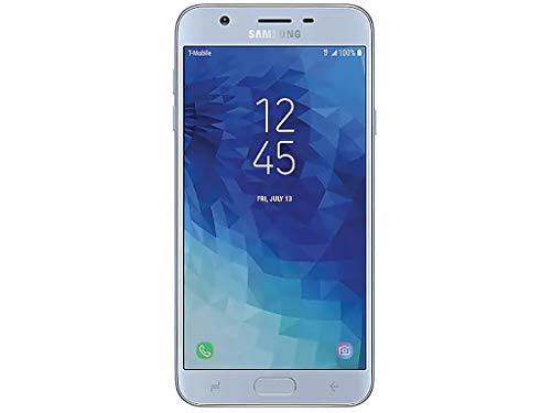 "Samsung Galaxy J7 Star J737T 5.5"" T-Mobile 32GB Android 13MP - Silver (Renewed)"