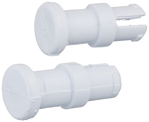 Pool Legend Cleaner Platinum (Pentair EU147 Vac Tube Posts Snap Replacement Automatic Pool and Spa Cleaner, Set of 2)