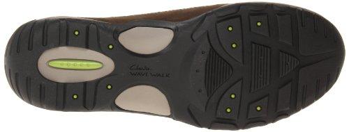 Clarks Mens Wave Frontier Loafer Olive
