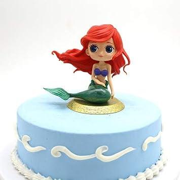 Amazon De Meerjungfrau Kuchendekoration Cake Toppers Kuchen Deko