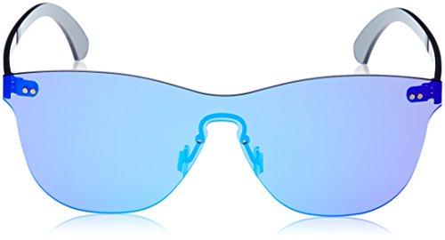 La Blu plana de Ocean gafas Azul sol Mission Lente SdSTBq