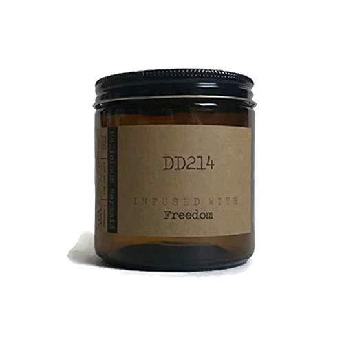 DD214 Premium Soy Wax Candle ()