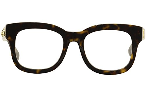 Gucci - GG0033O-002 Optical Frame ACETATE by Gucci (Image #1)