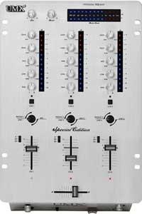 Gemini UMXSE 10 3 CHANNEL VCR MIXER - Gemini 3 Channel Dj Mixer