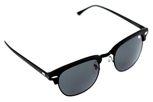 William Painter- The Empire Polarized Clubmaster Sunglasses (Black & - Glasses Designer Replica