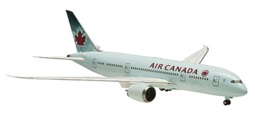 1/200 B787-8 エアカナダ 地上姿勢 スタンド無 4791GR