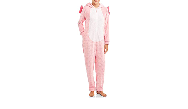 Pijamas de Unicornio para Mujer, Pijamas de unión, Zapatillas de Unicornio para Mujer