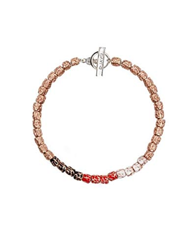 finest selection 9ae75 8f530 Isola Bella - Bracciale D-javù Sabbia 20000607: Amazon.it ...
