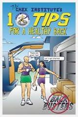 10 Tips for Healthy Back Pamphlet