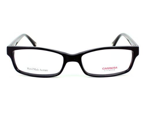Negro violeta armazones Carrera 52 gafas anteojos monturas mm Ca6171 naranja de Pattern gxpqTxP