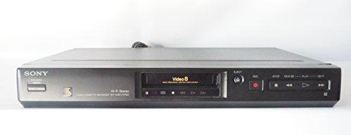 sony 8mm Video8 NTSC stereo VCR EV-C20 (Video Player Hi8 Tape)