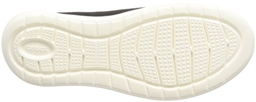 Crocs Mujeres Literide Mule Black / White