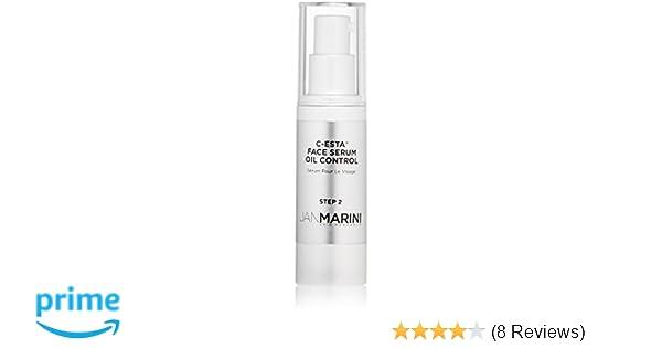 a7ecd52d0f0 Amazon.com: Jan Marini C Esta Serum Oil Control, 1 Ounce: Luxury Beauty