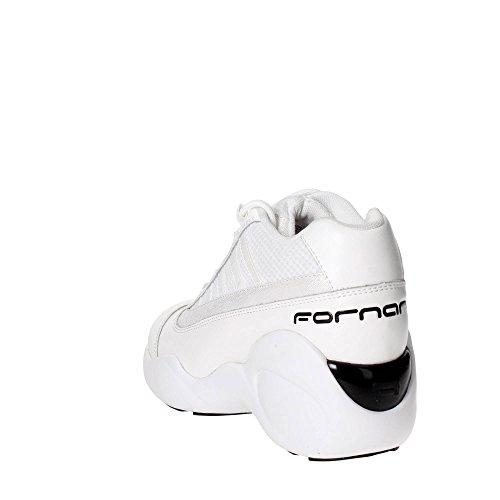 da donna Sneakers Fornarina bianche Pe17up1183a009 gwE8f8q4