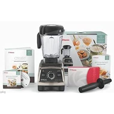 Vitamix Professional Series 750 w/ 64 oz. Container (VM0158A) - Brushed Stainless Steel