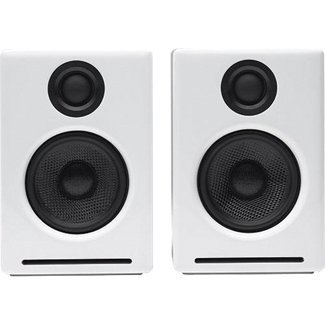 Audioengine A2 (White) 30 W 2.0 Channel Speakers