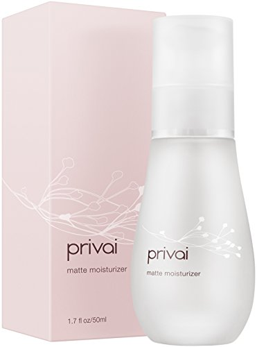 Privai – Matte Moisturizer For Oily Skin Types, Oil-Free Hydration, 1.7 fl oz