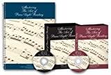 Piano Lessons: Mastering the Art of Piano Sight Reading (DVDs, CD Computer Exercise, and Book) (Home Study Course)