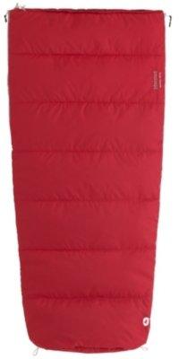 Marmot Kid's Mavericks 40 Semi Rec Synthetic Sleeping Bag, Regular 5-Foot/Left, Red, Outdoor Stuffs