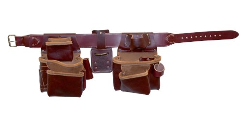 Occidental Leather 5080 XL Pro Framer Tool Belt Package, - Framer Package Occidental Pro