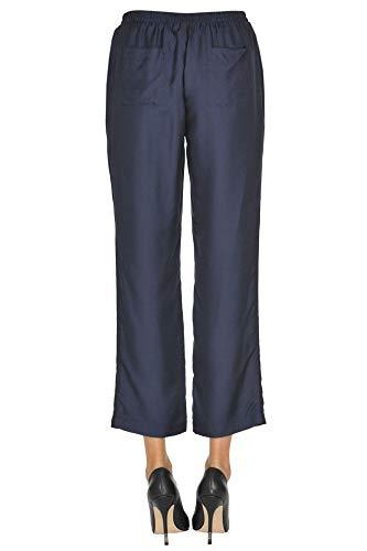 Seta Gold Mcglpnp000005026e Pantaloni Donna Hawk Blu fqwTIqOn