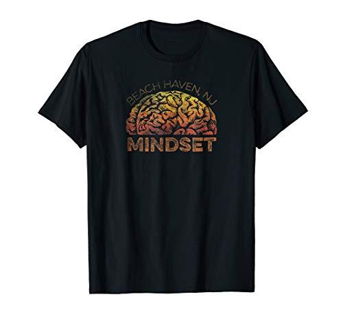 Beach Haven NJ Vacation Mindset T-shirt