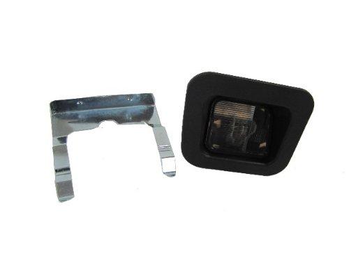 (02-08 DODGE PICKUP RAM 1500 / 03-09 RAM 2500 3500 REAR STEP BUMPER LICENSE PLATE LAMP RH=PASSENGER SIDE)