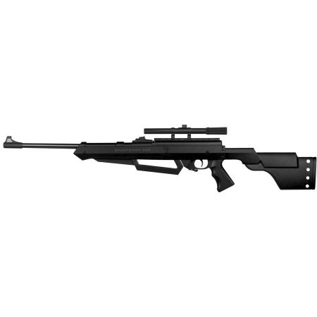 Sportsman 900 .177-Caliber Air Rifle, Multi-Pump | Air Rifle Scope and Fiber Optic Sights.