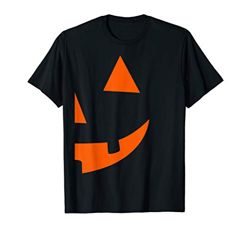 Jack O Lantern T-shirt Jackolantern Couple Halloween Costume