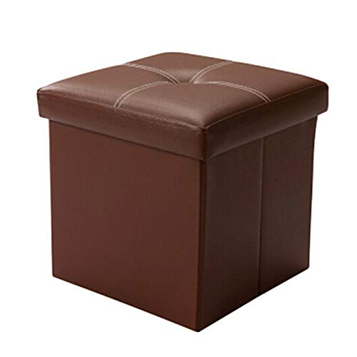 Geartist GOO4 Organizer Ottoman Soft Leather 12