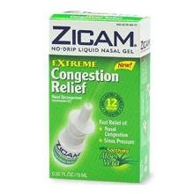 Zicam Extreme Congestion Relief Nasal Spray .5 Fl Oz