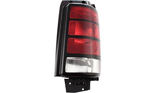 1992 92 Dodge Grand Caravan (Evan-Fischer EVA15672012576 Tail Light for Dodge Caravan 91-95 RH Lens and Housing Right Side Replaces Partslink# CH2801127)