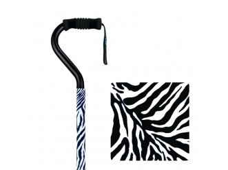 Sky Medsupply International SM-017008ZB Sky Med Make-Over Cane Cover in Zebra