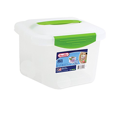 sterilite-18922206-showoffs-storage-container-see-through-green