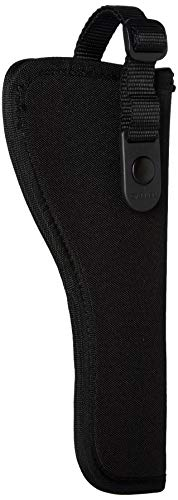 Allen Cortez Nylon Belt Holster with Sight Guard, Right-Hand, - Revolver Holsters Nylon