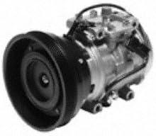 Denso 471-0161 Remanufactured Compressor with Clutch