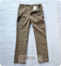 Crown purchasing Nautica Nautica Men traditional pleated business and leisure trousers counter Special