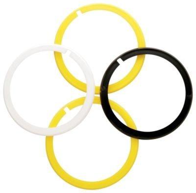 Luhr Jensen 1 Dipsy Diver O Ring/4 Std  Assorted